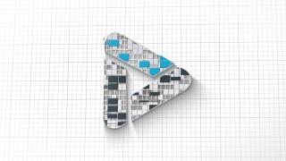 قالب لوگوموشن معماری