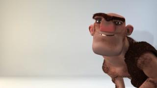 قالب انیمیشن مرد غارنشین
