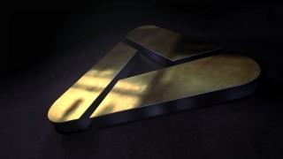 لوگوموشن طلایی|قالب لوگوموشن سه بعدی طلایی
