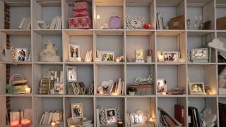 قالب اسلایدشو قفسه کتاب