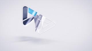 قالب لوگوموشن سه بعدی چند لایه