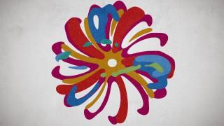قالب لوگوموشن ساده رنگارنگ